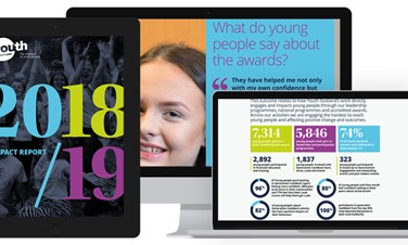 Youth Scotland Impact Report 2018/19