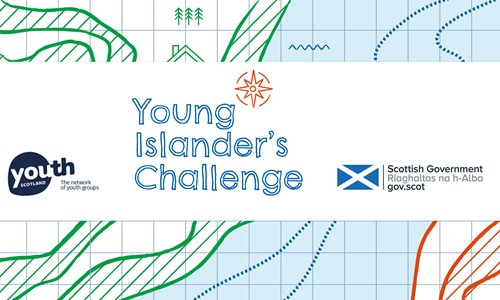 Youth Scotland partner with Scottish Government to hear the views of Young Islanders